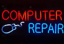 computer repair marketing