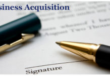 business acquisition loan