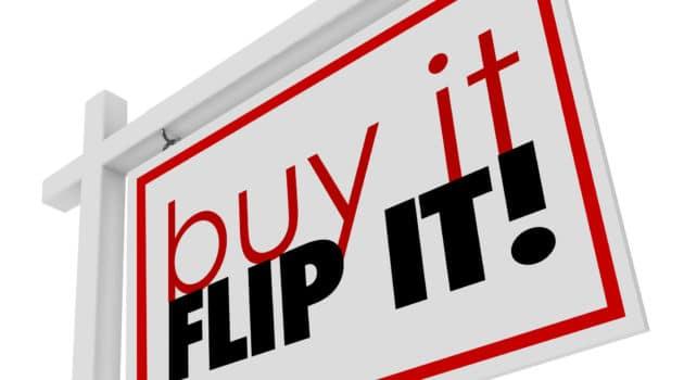 real estate flip funding